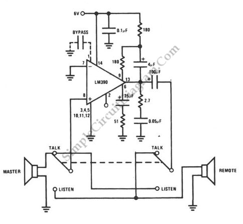 electronic ic circuit diagrams radio schematic diagrams
